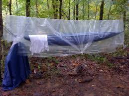anyone else use a poncho as a tarp
