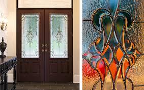 glass design western reflections doorglass stratford door glass design