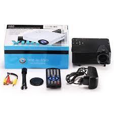 laptop to home theater aliexpress com buy crenova h80 portable mini led lcd hometheater