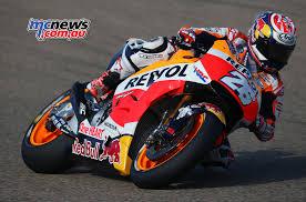 honda gbr the leg man aragon motogp with boris mcnews com au