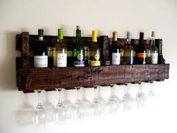 wine rack design ideas hanging 4 bottle wine rack from wine barrel