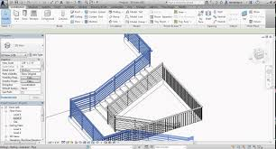 How To Design Stairs by Revit Stairs Youtube
