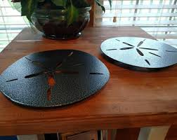 Decorative Metal Trivets Metal Plate Etsy