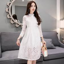 new 2016 summer fashion hollow out elegant white lace elegant