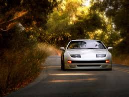 nissan 300zx front side in silver nissan www yours cars eu car