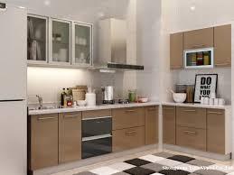 light wood kitchen cabinets modern china oppein modern light wood grain l shaped kitchen