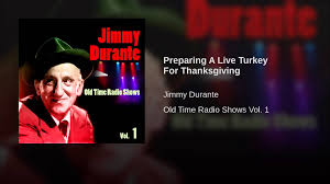 preparing a live turkey for thanksgiving