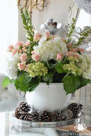 how to make flower arrangements simple steps to create a grand flower arrangement kelley nan