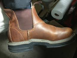 Comfortable Brown Boots Top 5 Best Slip On Work Boots For Comfort And Convenience Lovers