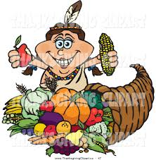 happy thanksgiving native american american thanksgiving clipart 50