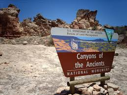 Us Department Of The Interior Bureau Of Land Management Extra Parking At Sand Canyon Needs Formal Approval And Funds Blm