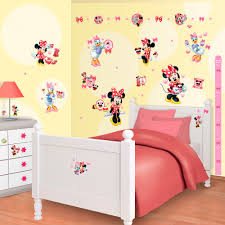 chambre minnie mouse disney minnie mouse duck walltastic stickers great