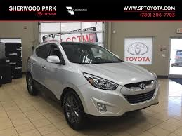 hyundai tucson 2014 modified 52 used cars in stock sherwood park edmonton sherwood park toyota