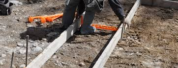 Rebar Worker Rebar Supports Accufooting Concrete Footing Brace