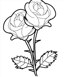coloring pages of heart hearts and roses and stars coloring pages urldircom