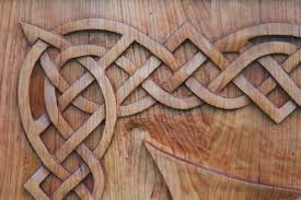 geometric wood sculpture wood carving tim tregubov