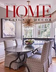 home design and decor charlotte home design decor magazine feb march 2017 issue by home design