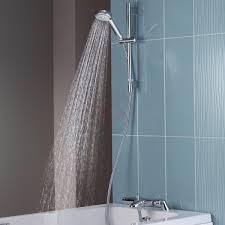 lavata chrome plated thermostatic bar shower valve bar valve only