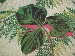 Vintage Drapery Fabric 260 Best Barkcloth Textiles Images On Pinterest Textile Patterns