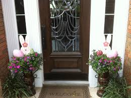 Easy Easter Door Decorations by Exceptional Exterior Easter Decorations Hubpages