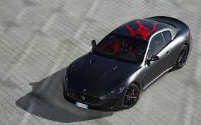 maserati granturismo matte black 2012 maserati granturismo mc stradale european spec first drive