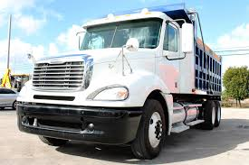 freightliner dump truck freightliner dump trucks for sale in fl