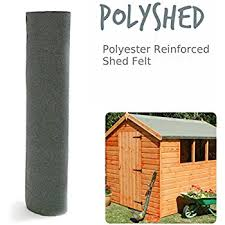 How To Re Roof A Shed With Onduline Corrugated Roofing Sheets by Poly Shed Roofing Felt Green Mineral Shed Felt Polyester