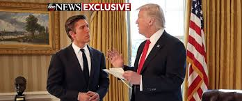 transcript abc news anchor david muir speaks with president trump