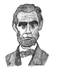 abraham lincoln by pascal kirchmair famous people cartoon toonpool