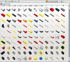 technic pieces software do any programs exist that allow you to build your own