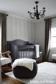 Accent Colors For Tan Walls by House Dash Home The Nursery A Mountain Accent Wall