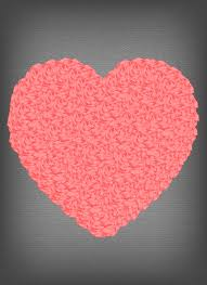 valentine pink heart free printable sew licious home decor
