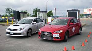 subaru evo modified mitsubishi lancer evolution vs subaru wrx sti used vehicle comparison