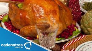 recetas para thanksgiving receta para preparar pavo relleno de frutas pavo relleno