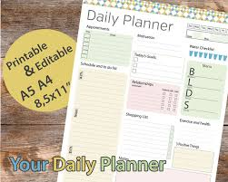 daily planner pdf free daily day planners kardas klmphotography co