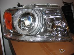 05 ford f150 headlights projector headlight ford truck enthusiasts forums