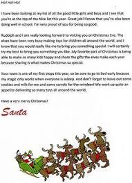 grab this free printable letter from santa santa christmas