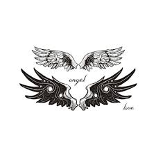 design tatoo waterproof temporary stickers for