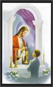 my communion remembrance of my holy communion boy victor fr hoagland