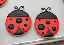 ladybug cookies easy ladybug cookies the sweet adventures of sugar