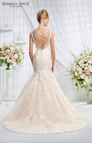 fishtail wedding dress ronald joyce erin fishtail wedding dress code rj59