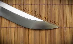Krsfng Kris Cutlery Naginata Blade Folded Steel 124 95