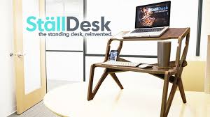 Standing Desk Posture by Ställdesk The Standing Desk Reinvented By Stall Desk The