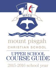 upper course catalog by mount pisgah christian issuu