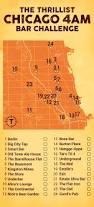 Chicago Orange Line Map by Chicago 4am Bar Challenge Thrillist