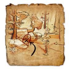 Khenarthi S Roost Treasure Map 1 Wrothgar Treasure Map Locations Elder Scrolls Online Guides