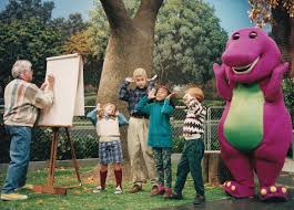 actor who plays barney the dinosaur best image dinosaur 2017