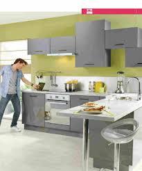 cuisine équipé conforama agréable cuisine equipee gris anthracite 4 catalogue cuiisine
