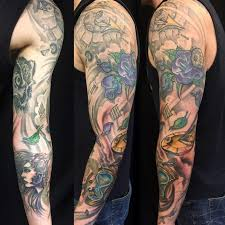 125 sleeve tattoos for and designs meanings 2017