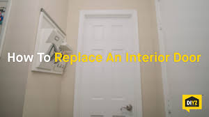 Replace Interior Doors How To Replace An Interior Door